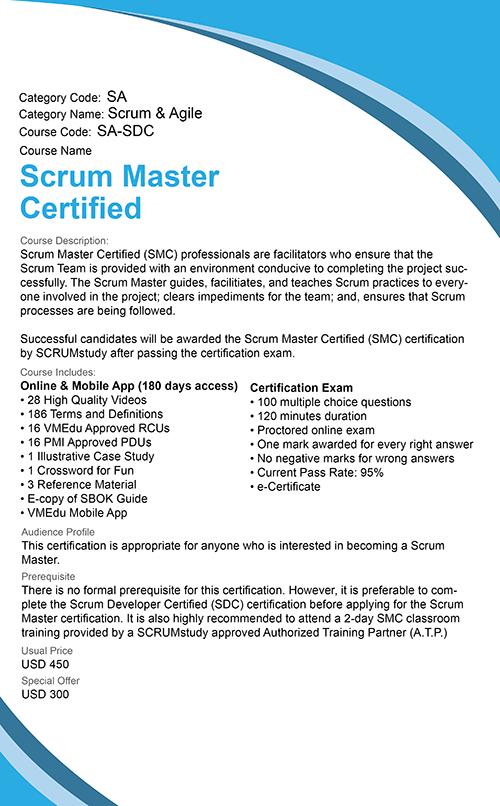 Certified Scrum Master Exam Dumps Autopista Vespucio Norte